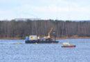 Sanierung des Senftenberger Sees gestartet