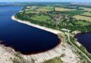 Neuer Kanal kommt: Errichten des Überleiters 3 am Blunodamm beginnt