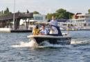 Lausitzer Seenland: Mit Boot und Zelt zu neuen Ufern