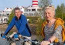 Mit dem Fahrrad auf Seenland-Route durch das Lausitzer Seenland