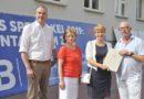 Kulturministerin Martina Münch bringt über 11 Millionen Euro mit nach Senftenberg