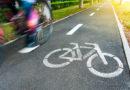 Untersuchungen in der Fahrradstraße Senftenberg