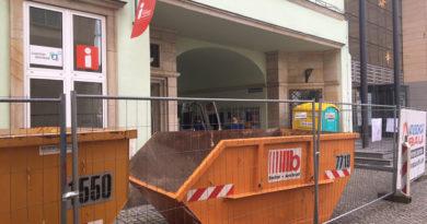 Stadt Senftenberg baut Touristinformation um